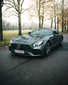 The Mercedes-AMG GT S embodies the sensual purity of sportiness and emotion. Photo by Johannes Hauser for #MBsocialcar [Mercedes-GT S Coupé | Kraftstoffverbrauch kombiniert: 9,6-9,4 l/100 km | CO₂-Emissionen kombiniert: 224-219 g/km |http://mb4.me/Rechtlicher_Hinweis/]