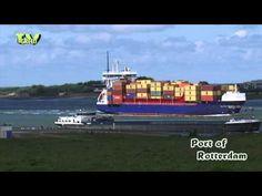 Port of Rotterdam: #Maasmond - #Breeddiep - YouTube