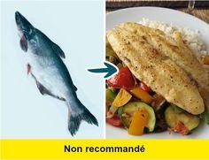 On dit souvent que le poisson est excellent pour votre santé, mais toutefois, il faut savoir que tous les poissons ne sont pas bons pour votre santé.