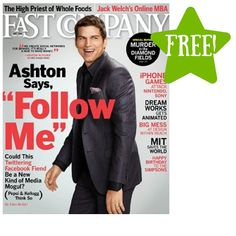 FREE Fast Company Magazine Subscription - http://www.couponsforyourfamily.com/free-womans-day-magazine-subscription-2/