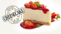 Nejlepší recept na ten pravý americký cheesecake s podrobným receptem Food And Drink, Baking, Gardening, Cakes, Cake Makers, Bakken, Lawn And Garden, Kuchen, Cake