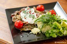 Mitől puhul meg a zúza? Potato Salad, Potatoes, Ethnic Recipes, Food, Potato, Essen, Meals, Yemek, Eten