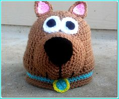 Items similar to Scooby Doo inspired crochet hat on Etsy 8d122f6583b5