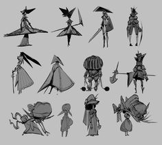 Character designs, Victor Quaresma on ArtStation at http://www.artstation.com/artwork/character-designs-b7da5de0-3c4b-4b91-9e3b-9cc929dba4b4