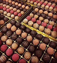 Truffle çikolatalarımızı denediniz mi? 💝 #truffle #çikolata #chocolate #chocoholic #hediye #gift #melodicikolata