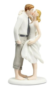 Beach Get Away Wedding Cake Topper *** Startling review available here at - Baking tools