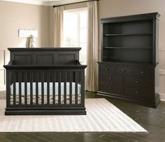 The Westwood Design Pine Ridge Convertible Panel Crib is a part of Westwood's super design group and is designed with many of the design inspirations Westwood is known for. The Pine Ridge Convertible Panel Crib features elegant panels, generous c Baby Crib Bedding, Baby Cribs, Baby Cache, Bed Rails For Toddlers, Nursery Furniture, Nursery Decor, Double Dresser, Table And Chair Sets, Nursery Sets