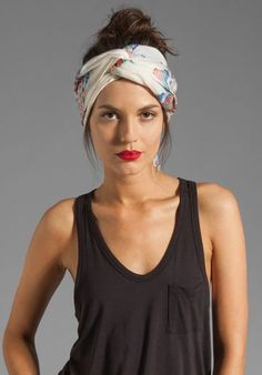 Turbante DIY | Manualidades