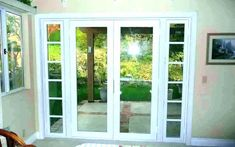 french doors replace sliding door - Google Search