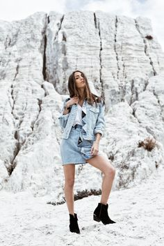 Mexiquer: GEOMETRIC DENIM