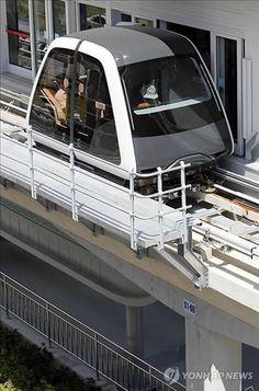Suncheon expo pilots automatic railway