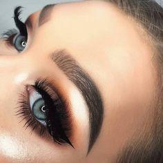 @_joanh #makeup #eyeliner #eyeshadow #eyebrows #eyelashes #makeupgirls #makeupartist #makeupaddict #makeuplovers #makeuptime #makeuptutorial #makeupforever