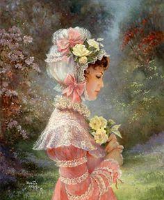 Brenda Burke  #pintura