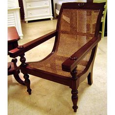 Bauer International Java Plantation Chair   These Chairs Are Awesome There  Is A Piece Of Wood