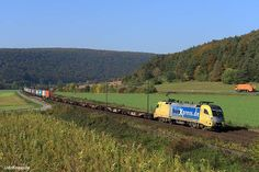 182 525, Bild vom 13.10.2010 bei Harbach