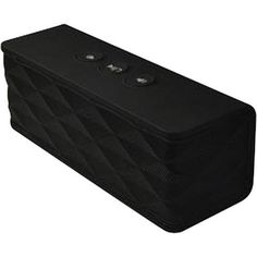 Supersonic SC-1365BLK Wireless Speaker with Built-In Receiver (Black) by Supersonic. $39.99. Supersonic BoomBox wireless rechargeable Bluetooth Speaker with Built in Powerful Speakerphone. Allows you to receive phone calls or have conference calls. Seamlessly stream music movies, Games and calls anywhere
