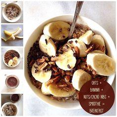 What Vegans Eat for Breakfast