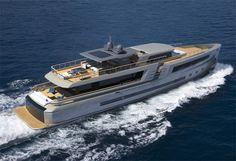 Couach annonce vingt nouveaux modèles de yachts.