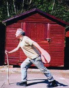 "Phil Smith (UK), ""The Crab Walks"", Devon, UK, 2004."