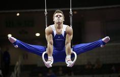 Sam Mikulak - male gymnast