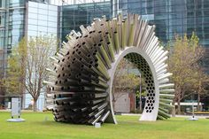 Aeolus – Acoustic Wind Pavilion / Luke Jerram