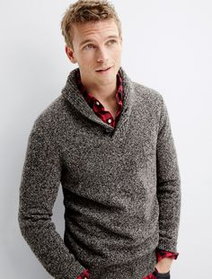 The very best J.Crew men's sweaters. Share that warm, fuzzy feeling with everyone you're shopping for with our cozy sweaters that come in everything from classics (argyle) to one-of-a-kind colors (Fair Isle).