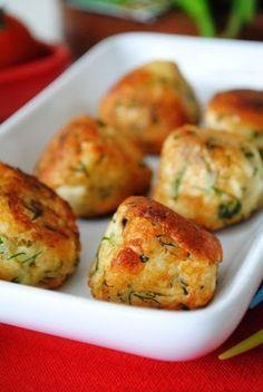 Nefis ve Pratik Tarifler: Kahvaltılık Peynir Köftesi
