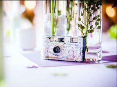 Aufgaben für Einwegkameras an der Hochzeit