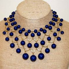 Georgia Southern Statement Necklace
