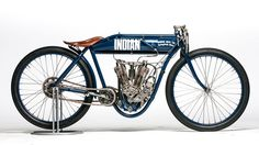 Vintage Motorcycles 404268504042184930 - 1909 Indian Twin Board Track Racer – 1 – Print Image Source by vdjango Old School Motorcycles, Antique Motorcycles, Racing Motorcycles, Custom Motorcycles, Indian Motorcycles, Tracker Motorcycle, Motorcycle Design, Bike Design, Moped Motorcycle