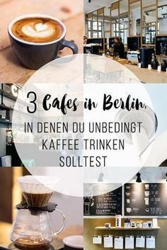 3 cafés in Berlin Kreuzberg where you should definitely drink coffee Berlin Cafe, Restaurant Berlin, Berlin Ick Liebe Dir, Reisen In Europa, Germany Travel, Berlin Travel, Trip Advisor, Travel Inspiration, Food