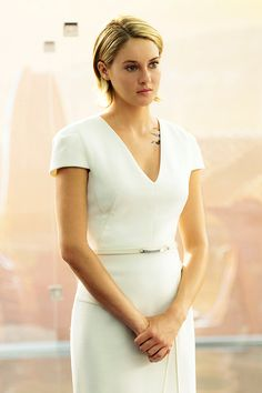 "Shailene Woodley in ""The Divergent Series: Allegiant"" (2016)"