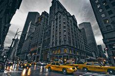 NYC Cab! by Sotha Ith on 500px