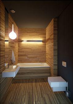 Pretty Funky Bathroom