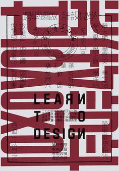 Hua Jiang. Learn to Design.