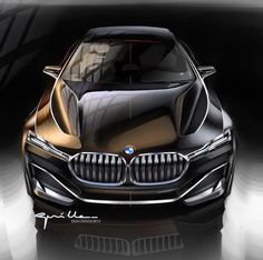 BMW Future Luxury Concept