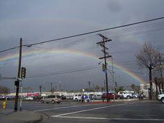 Van Nuys Rainbow | My Word with Douglas E. Welch