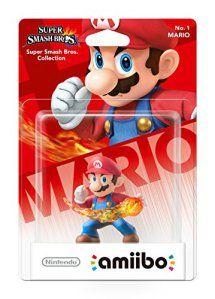 Nintendo  Figura Amiibo Smash Mario