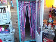 Macrame Door Curtain   http://m.ateliermeadowmill.info/