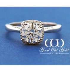 Good Old Gold - Specializing in Diamonds & Engagement Rings - beautiful diamond rings, earrings, necklaces, bracelets, anything jewelry. vintage and estate and August Vintage Cut love www.goodoldgold.com