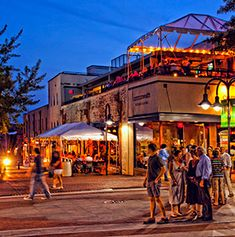 America's Best College Towns - Articles | Travel + Leisure