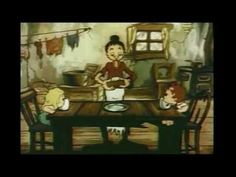 ▶ Somewhere In Dreamland (1936) Max Fleischer's Color Classic Animation - YouTube