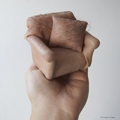 Jessica Harrison's Flesh Series of Miniatures - if it's hip, it's here