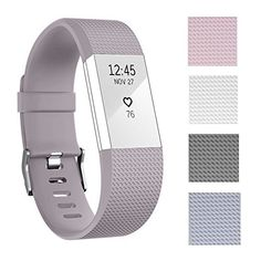 Just the band in Lavender! Charge 2 Elastomer Bracelet, Sweat and Water Resistance E... https://www.amazon.com/dp/B01M2UWG1I/ref=cm_sw_r_pi_dp_x_G-ApybNKR2N38