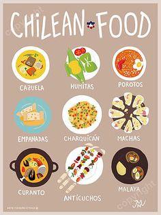Comida Chilensis                                                                                                                                                                                 Más