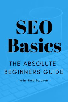 What is SEO? This is a beginners SEO training guide that teaches you SEO marketing basics and best practices. Seo Marketing, Digital Marketing Strategy, Internet Marketing, Content Marketing, Marketing Ideas, Affiliate Marketing, Seo Guide, Seo Tips, Experiment