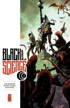 THIRD EYE PICKS OF THE WEEK: BLACK SCIENCE #7