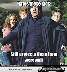 This is why Snape is awesome
