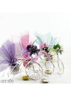 Tel Düğün Bisikleti Nikah Şekeri