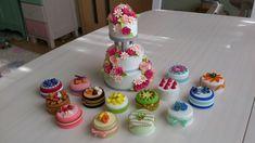 ケーキ クイリング